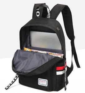 Unisex Travel Backpack - Slick Neat