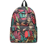 Load image into Gallery viewer, Canvas Maple Leaf Rucksack - Slick Neat