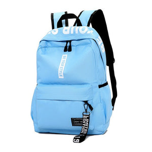 Unisex Canvas Backpack - Slick Neat