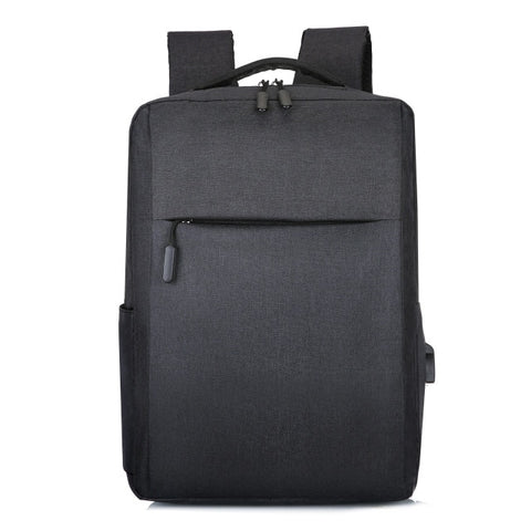 School Rucksack with USB - Slick Neat