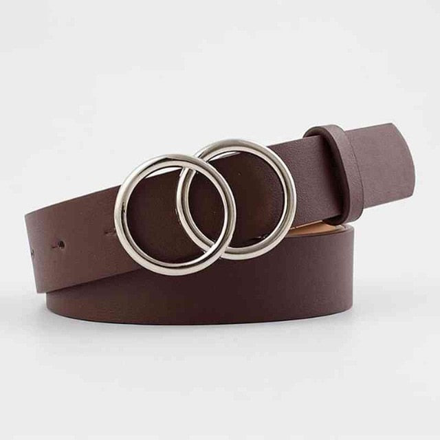 Double Ring Belt - Slick Neat