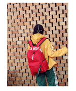 Load image into Gallery viewer, Unisex Canvas Backpack - Slick Neat