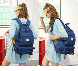 Waterproof School Backpack - Slick Neat