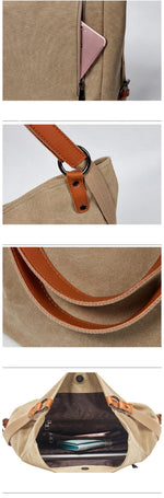Load image into Gallery viewer, Canvas Tote Bag - Slick Neat