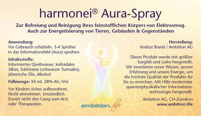 Aura-Spray harmonei®