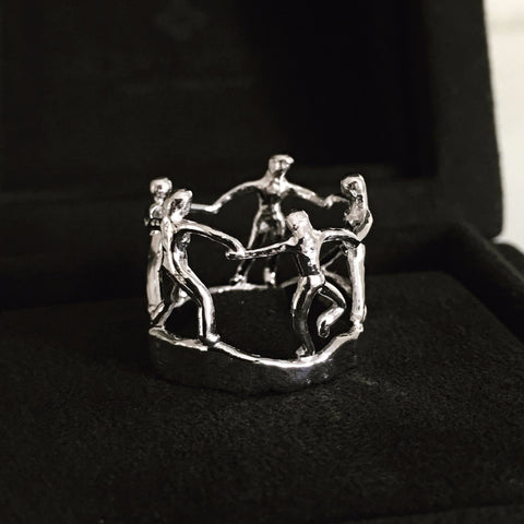 Matisse Dance Ring