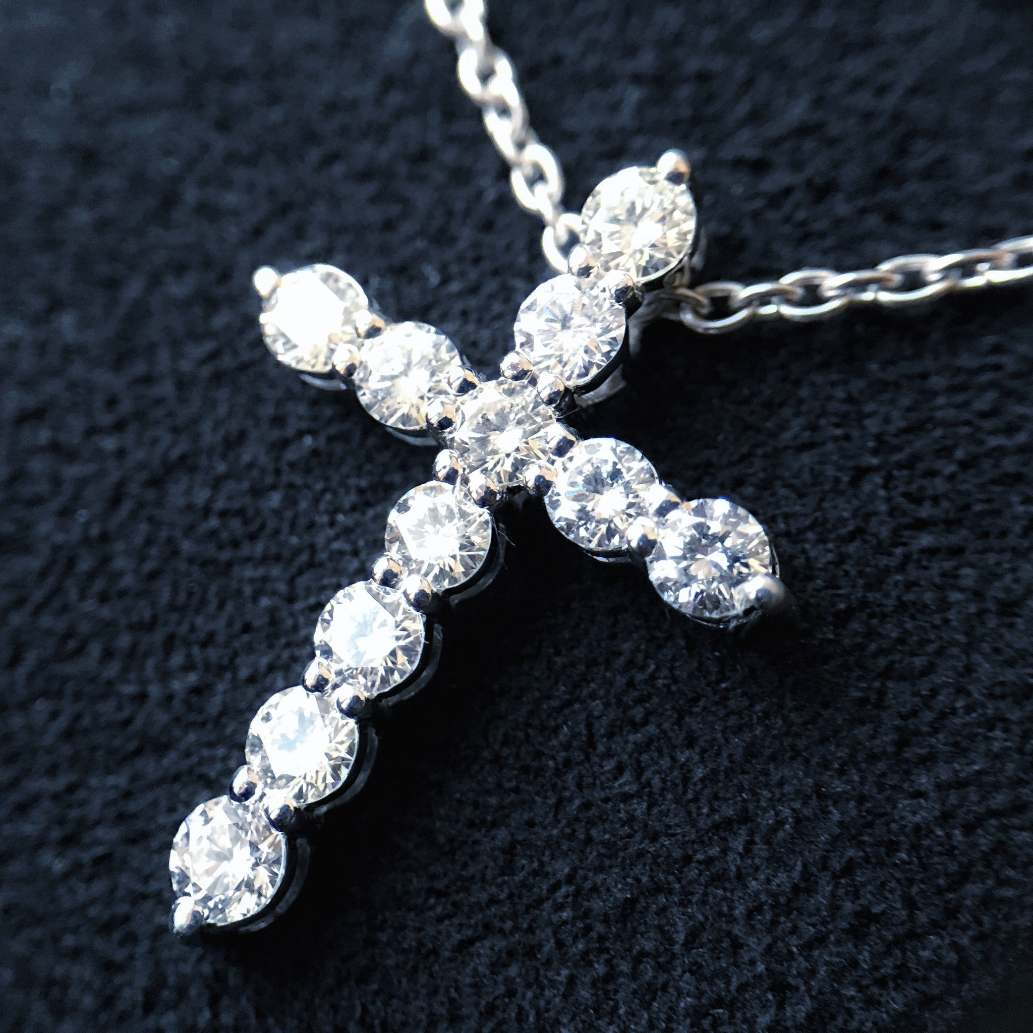 Diamond Cross 1.0 ct