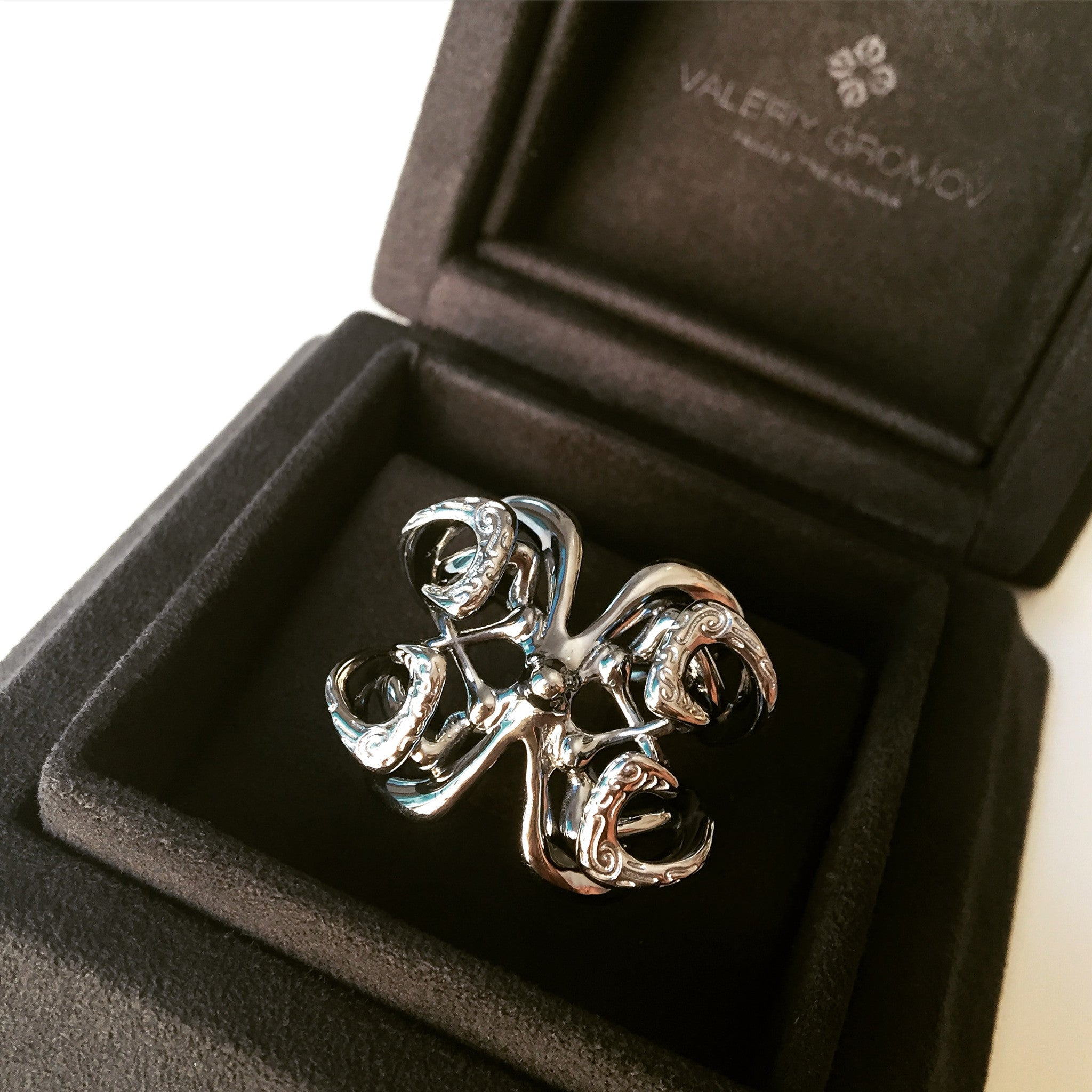 BONE ARMOR RING
