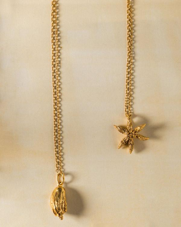 Gold plated chain - medium