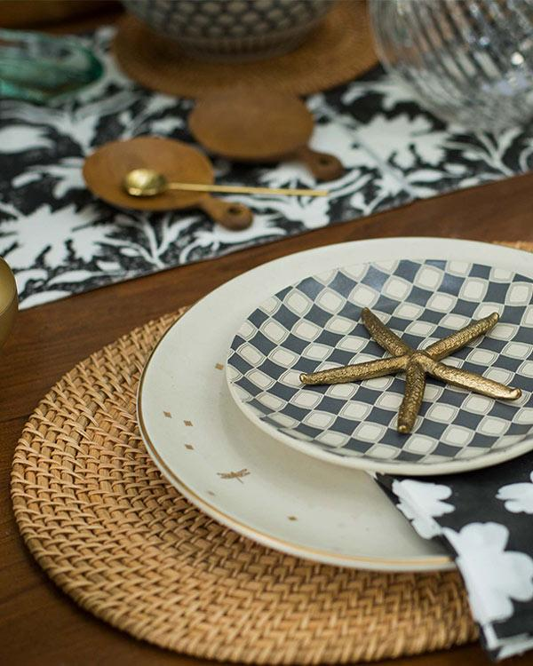 Rattan Placemats (Set of 2)
