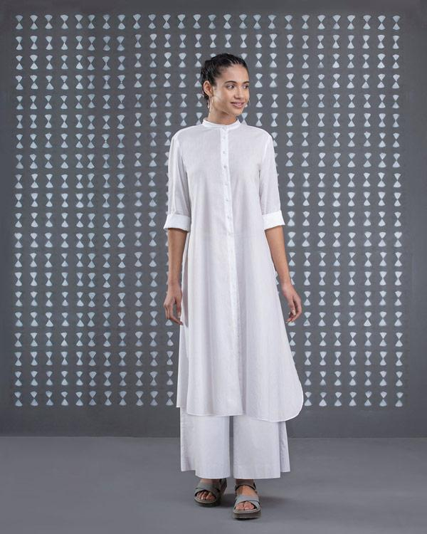 Good Opening Kurta - White
