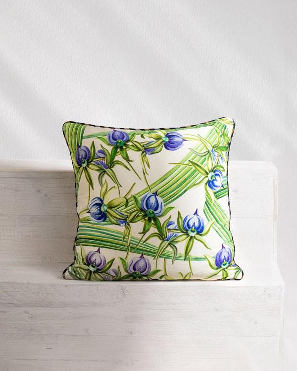 Orchid Cushion