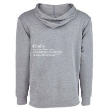 Load image into Gallery viewer, We Are One Heather Grey MBoro Sweatshirt