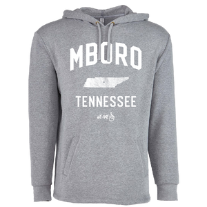 We Are One Heather Grey MBoro Sweatshirt