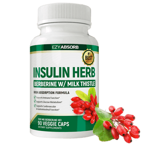 Insulin Herb Product Page