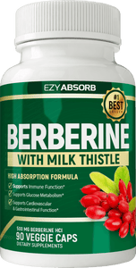 Berberine (2 Month Supply)