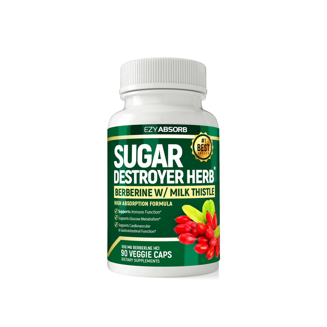 Sugar Destroyer Herb (1 Month Supply)