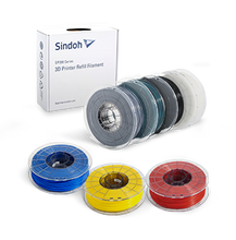 画像をギャラリービューアに読み込む, Sindoh 3Dwox Refill Filament ABS 7 colors (for DP200,DP201, 1, 1X, 2X, 7X )