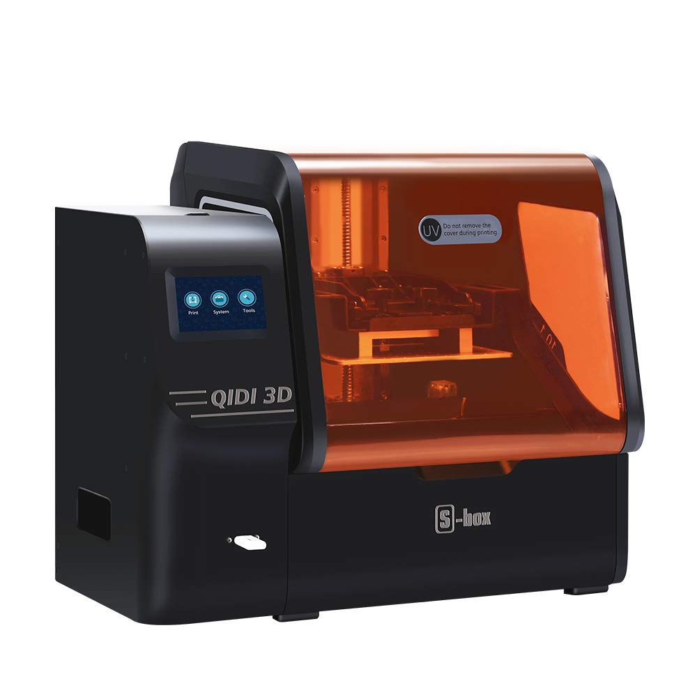 QIDI TECH S-Box Resin 3D Printer