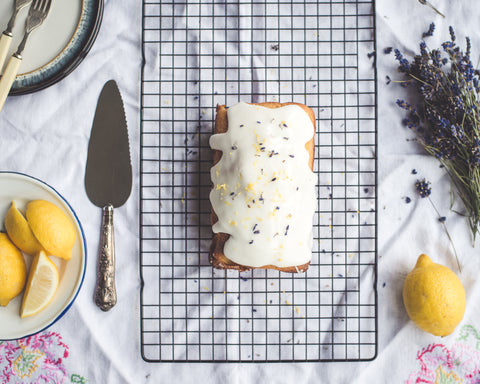 Mediterranean Lemon Loaf
