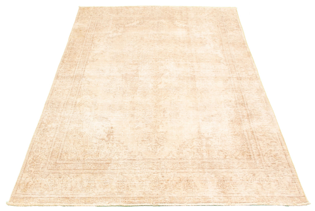 "Hand Knotted Overdyed Rug, 6'7"" x 10'5"""