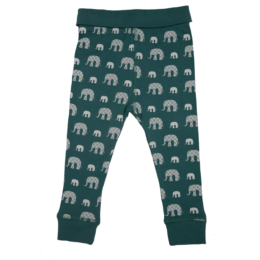 Organic Cotton Mortimer Elephant Leggings