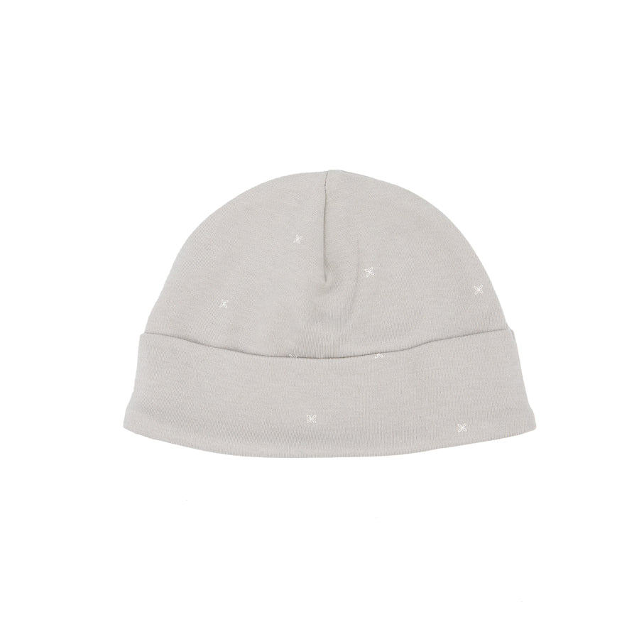 Grey Organic Cotton Hat
