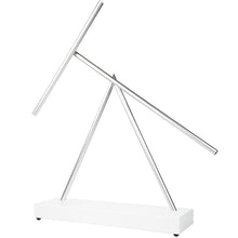 Load image into Gallery viewer, The Swinging Sticks - Premium Big - Shiny White