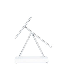 Load image into Gallery viewer, The Swinging Sticks - Original - Shiny White