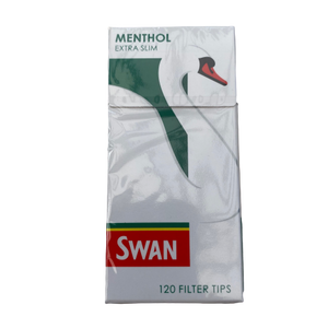 Swan Extra Slim Menthol Filter Tips (Single)