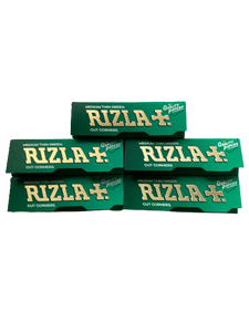 Rizla Green Rolling Papers (5 Pack)