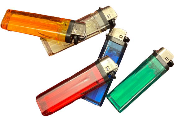 4Smoke Disposable Lighters