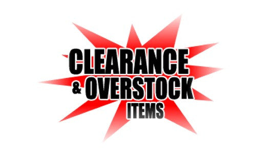 PAM Distributing Clearance & Overstock Items