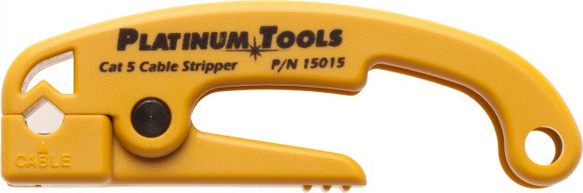 PLATINUM TOOLS 15015 CABLE STRIPPER CAT5 - PAM Distributing Co