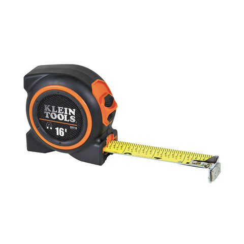 KLEIN 93125 Tape Measure 16' With Magnetic End - PAM Distributing Co