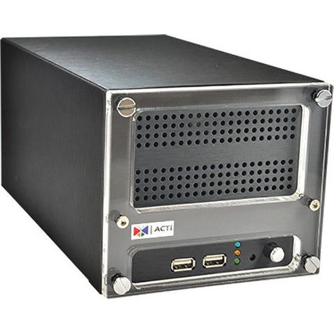 ACTi 9-Channel 10MP NVR with 2TB HDD - PAM Distributing Co