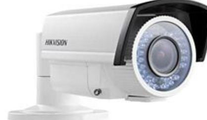 Hikvision, Genuine DS-2CE16C5T-(A)VFIR3 HD720P Low-light Vari-focal IR Bullet Camera - PAM Distributing Co
