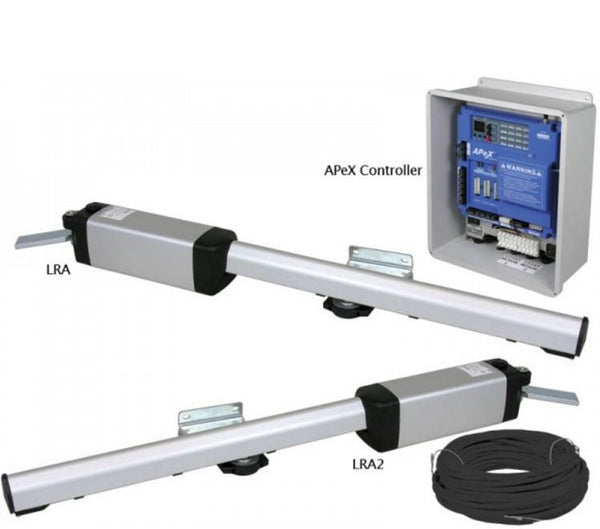 LINEAR LRA Residential GATE OPENER CONTROLLER & ACTUATOR - PAM Distributing Co