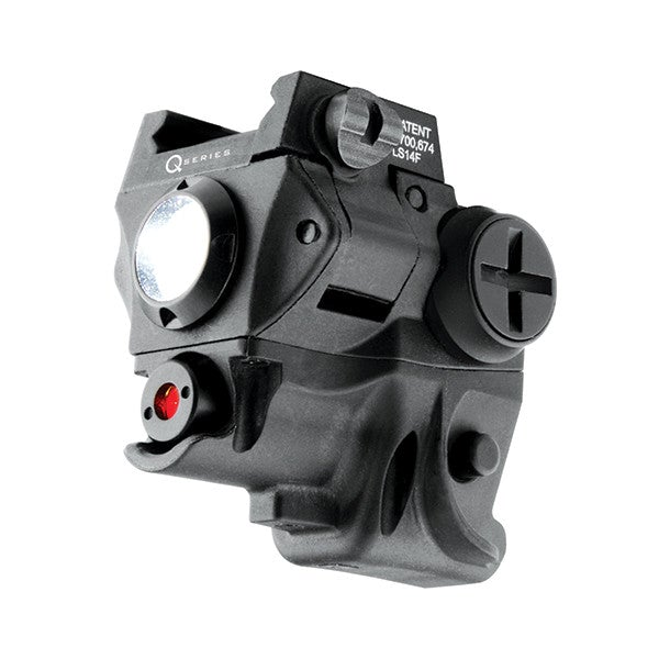 NEBO 6119 iPROTEC™ Q-Series SC60-R Laser Sight (400+ Meters) - PAM Distributing Co - 1