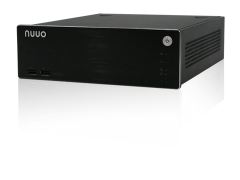 NUUO SOLO NVR 8 IP Channel with 2 Hard Disk Bays (8Tb Max Storage) - PAM Distributing Co