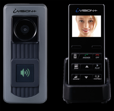 OPTEX I-VISIONPLUS WIRELESS 2 WAY INTERCOM W-VIDEO - PAM Distributing Co