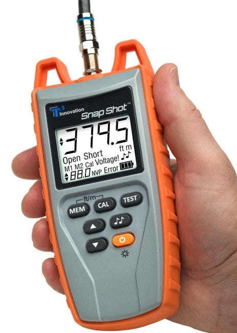 Platinum Tools TSS200 Snap Shot Cable Tester Main Unit with TCA001, TCA002, TCA003, TAD001 and 18303 - PAM Distributing Co