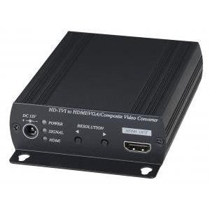 SEESTATION HD-TVI to HDMI/VGA/Composite Video Converter - PAM Distributing Co - 2