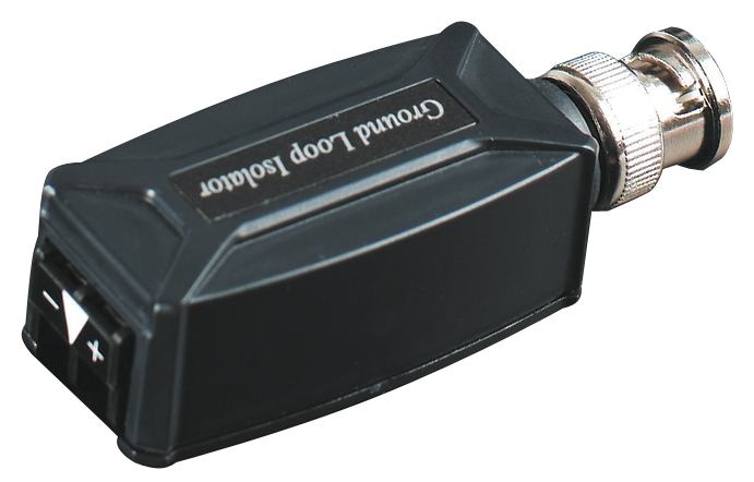 SEESTATION TGP001 Twisted Pair Ground Loop Isolator built in Video BALUN - PAM Distributing Co