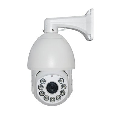 SeeStation (AHD) Motorized 18x PTZ Dome Camera 2MP/1080P Analog High Definition (9 IR LED Array) - PAM Distributing Co