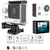 SeeStation Sport Action Camera 4K WIFI  Camera GOPRO STYLE  (Black Case) - PAM Distributing Co - 2