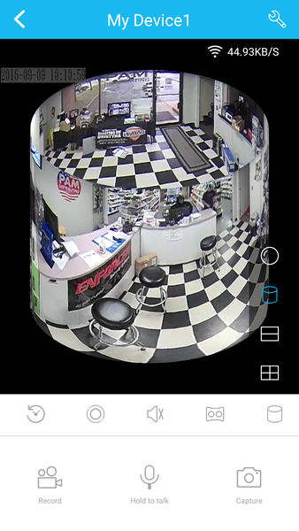 SeeStation 3MP 360 Degree Panoramic IP Camera. Low Cost.. Easy Remote Access.. Superb Quality.. - PAM Distributing Co - 3
