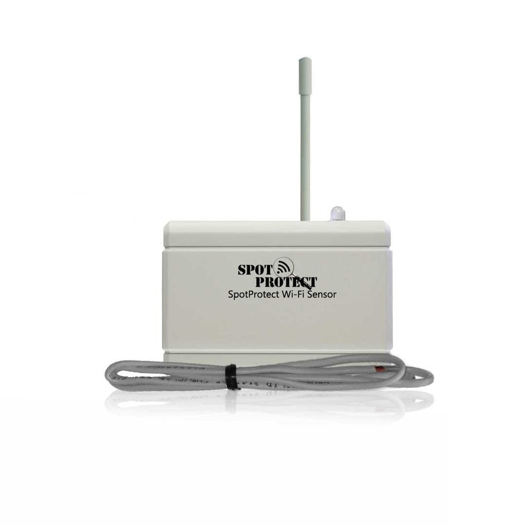 WiFi Dry Contact Sensor For Remote Monitoring - PAM Distributing Co