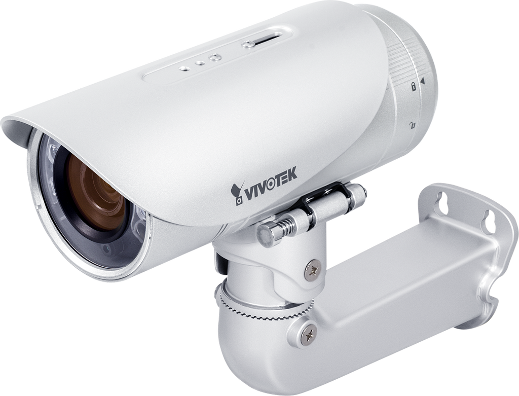 Vivotek IB8381-E IP Bullet Camera 5MP with 3 ~ 9MM Varifocal Lens, WDR, PoE, 30M IR, Extreme Weather IP67 - PAM Distributing Co