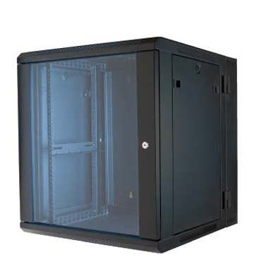 VIDEO MOUNT PRODUCTS ERWEN-12E 19б'Т€Т Hinged Wall Equipment Rack Enclosure - 12Uб'Т€ТŽ - PAM Distributing Co
